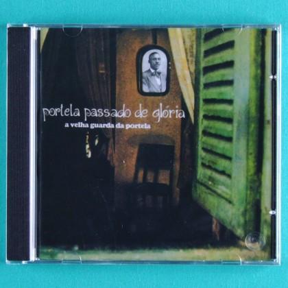 CD A VELHA GUARDA DA PORTELA PASSADO SAMBA ROOTS BRAZIL