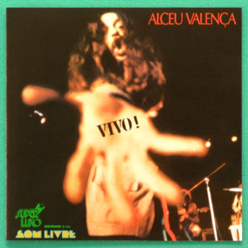 CD ALCEU VALENCA VIVO 1976 LIVE ZE RAMALHO AVE SANGRIA PSYCH FOLK