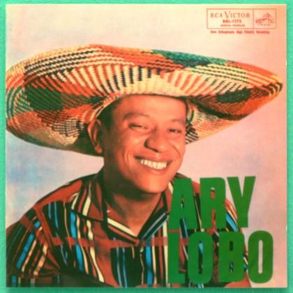 CD ARY LOBO 1962 BAIAO FORRO COCO REGIONAL FOLK BRAZIL