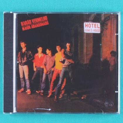 CD BARAO VERMELHO MAIOR ABANDONADO POP FUZZ ROCK FOLK PSYCH 1984 BRAZIL