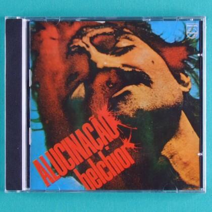 CD BELCHIOR ALUCINACAO 1976 BERTRAMI EVINHA PSYCH FOLK FUNKY BRAZIL