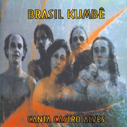 CD OST BRASIL KUMBE CANTA CASTRO ALVES GIBRAN HELAYEL FOLK CHOIR OBSCURE INDIE BRAZIL
