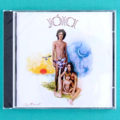 CD CAETANO VELOSO JOIA 1975 BOSSA BEATLES TROPICALIA REGIONAL PSYCH FOLK BRAZIL