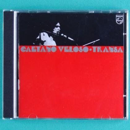 CD CAETANO VELOSO TRANSA GAL COSTA JARDS MACALE ANGELA RO RO BOSSA PSYCH BRAZIL