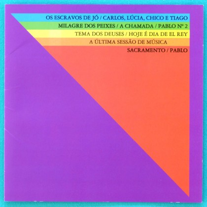 CD MILTON NASCIMENTO MILAGRE DOS PEIXES 1973 MINAS JAZZ FOLK BRAZIL