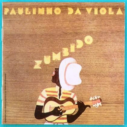 CD PAULINHO DA VIOLA ZUMBIDO 1979 SAMBA ROOTS CHORO BRAZIL