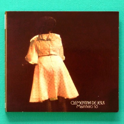 CD CLEMENTINA DE JESUS MARINHEIRO SO SAMBA ROOTS BRAZIL