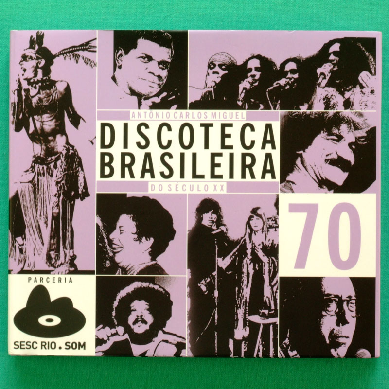 CD DISCOTECA BRASILEIRA 70 LO BORGES BETO GUEDES BRAZIL