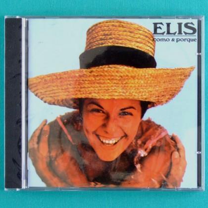 CD ELIS REGINA COMO & PORQUE 1969 ERLON CHAVES BOSSA BRAZIL