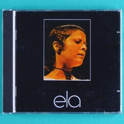 CD ELIS REGINA ELA 1971 BOSSA NOVA JAZZ FOLK SAMBA BRAZIL