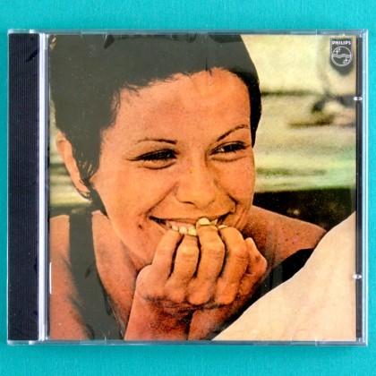 CD ELIS REGINA EM PLENO VERAO 1970 TIM MAIA BOSSA GROOVE JAZZ BRAZIL