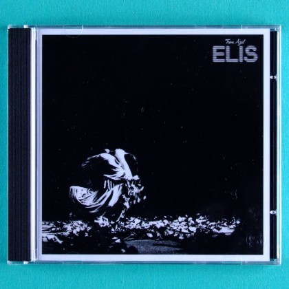 CD ELIS REGINA TREM AZUL 1982 BOSSA JAZZ FOLK SAMBA BRAZIL