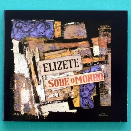 CD ELIZETH CARDOSO ELIZETE SOBE O MORRO 1965 SAMBA BOSSA NOVA BRAZIL