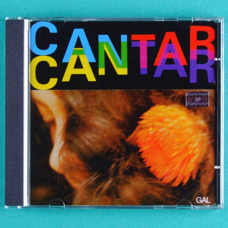 CD GAL COSTA CANTAR 1974 DONATO GILBERTO GIL CAETANO VELOSO TROPICALIA FOLK PSYCH BRAZIL