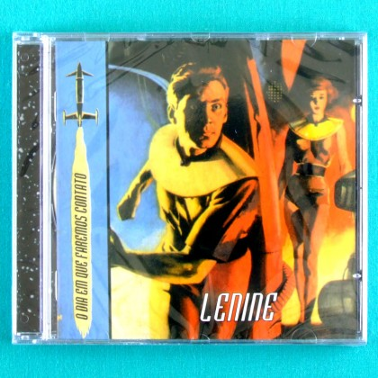 CD LENINE O DIA EM QUE FAREMOS CONTATO 1997 GROOVE REGIONAL FOLK BRAZIL