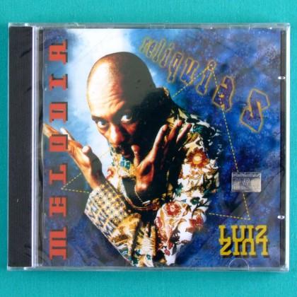 CD LUIZ MELODIA RELIQUIAS 1995 SAMBA BOSSA SOUL FUNK BRAZIL