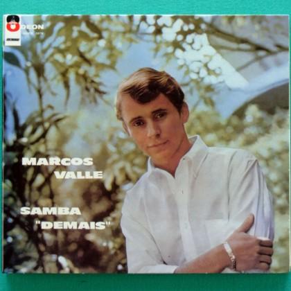 CD MARCOS VALLE SAMBA DEMAIS 1963 BOSSA NOVA JAZZ MELLOW SOFT FOLK BRAZIL