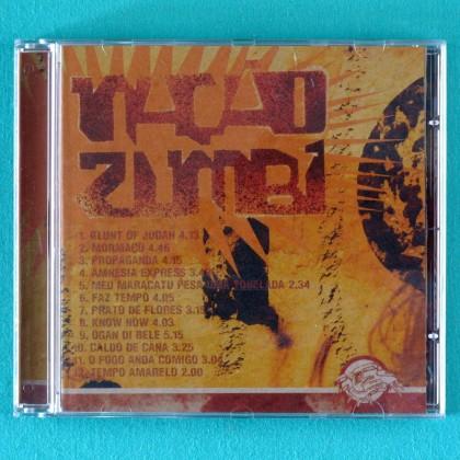 CD NACAO ZUMBI 2002 REGIONAL NORTHEARSTERN ROCK GROOVE PROG FOLK BRAZIL