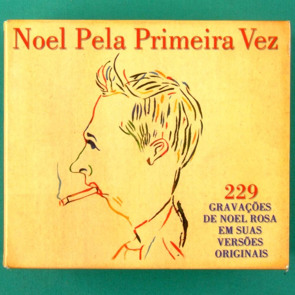 CD NOEL ROSA PELA PRIMEIRA VEZ CHORO SAMBA FOLK  BRAZIL
