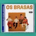 CD OS BRASAS 1968 FRANCO LUIS VAGNER JOVEM GUARDA BEAT POKORA BRAZIL