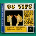 CD OS VIPS 1967 BEAT JOVEM GUARDA FOLK POKORA BRAZIL