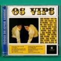 CD OS VIPS 1967 BEAT JOVEM GUARDA FOLK POKORA BRAZIL