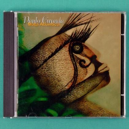 CD PAULO CIRANDA MATA ATLANTICA 1998 FOLK MPB REGIONAL INDEPENDENT BRAZIL