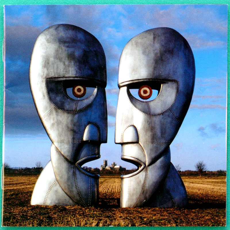 Progressive Near Me >> CD PINK FLOYD THE DIVISION BELL PROG PSYCH NEAR MINT BRAZIL