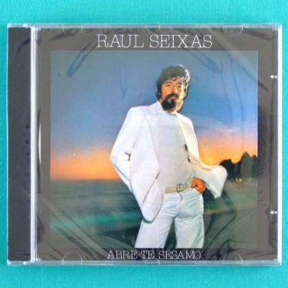 CD RAUL SEIXAS ABRE-TE SESAMO 1980 ROCK FOLK PSYCH BRAZIL