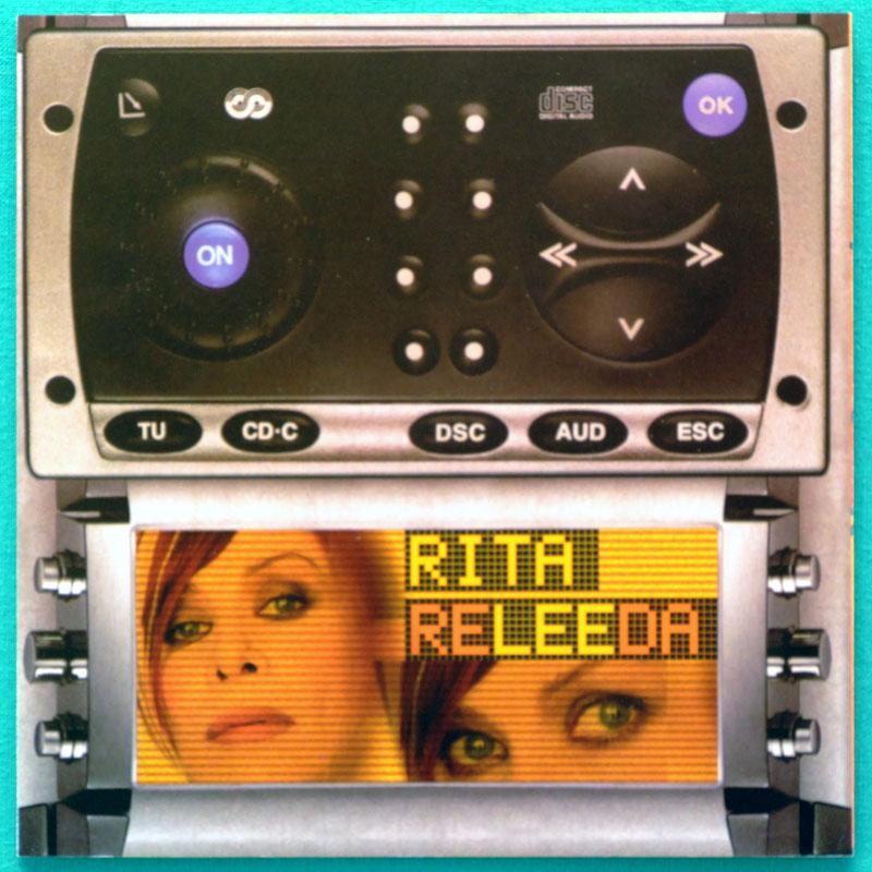 CD RITA LEE RELEEDA REMIX 2000 DJ MEME DUDU MAROTE DANCE GROOVE FOLK ROCK POP PSYCH MUTANTES BRAZIL