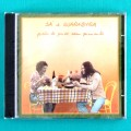 CD SA & GUARABYRA PIRAO DE PEIXE COM PIMENTA 1977 ROGERIO DUPRAT FOLK BRAZIL