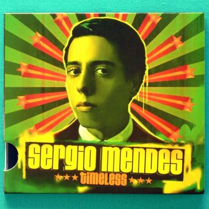 CD SERGIO MENDES TIMELESS 2006 BOSSA NOVA JAZZ SAMBA BRAZIL