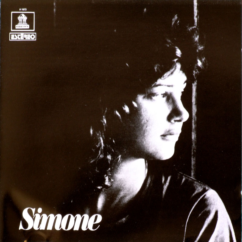 CD SIMONE DEBUT 1973 BOSSA NOVA GAYA  FOLK MELOW JAZZ BRAZIL