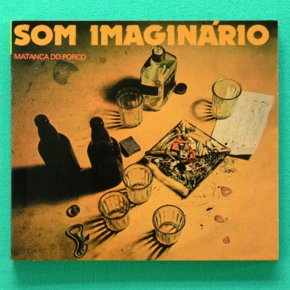 CD SOM IMAGINARIO MATANCA DO PORCO 1973 MILTON NASCIMENTO INSTRUMENTAL PROG MINAS FUSION BRAZIL
