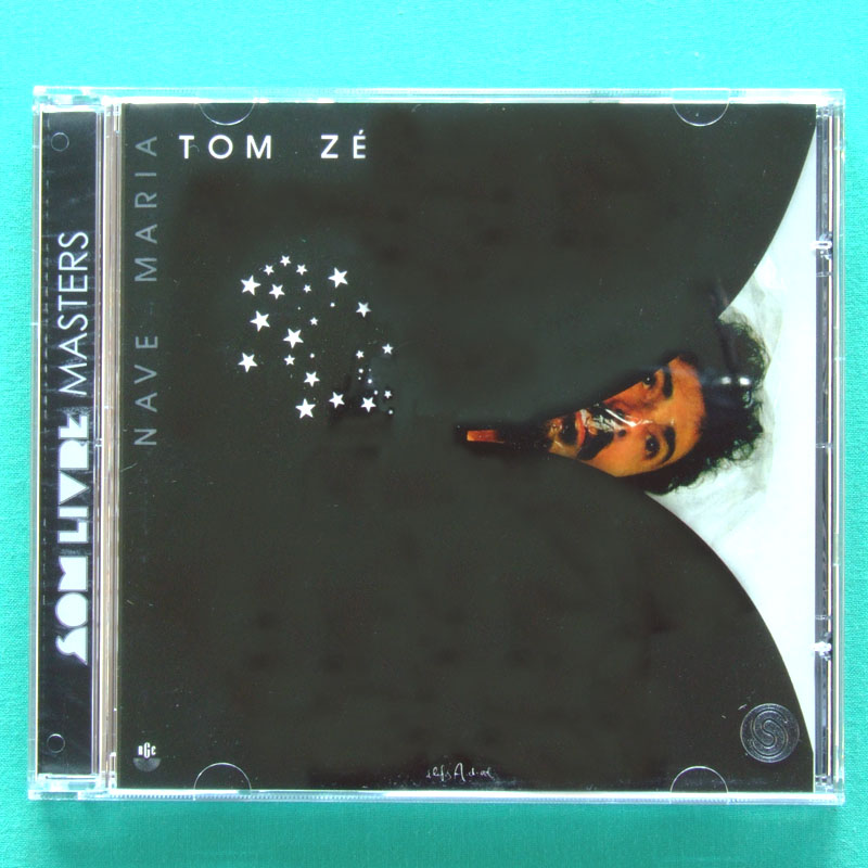 CD TOM ZE NAVE MARIA 1984 FOLK TROPICALIA PSYCH EXP BRAZIL