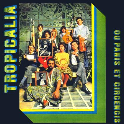 CD TROPICALIA OU PANIS ET CIRCENCIS 1968 GILBERTO GIL CAETANO GAL MUTANTES DUPRAT TOM ZE BRAZIL