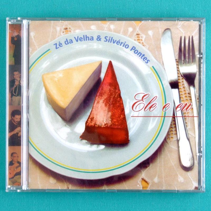CD ZE DA VELHA SILVERIO PONTES 2000 CHORO SAMBA ROOTS BRAZIL