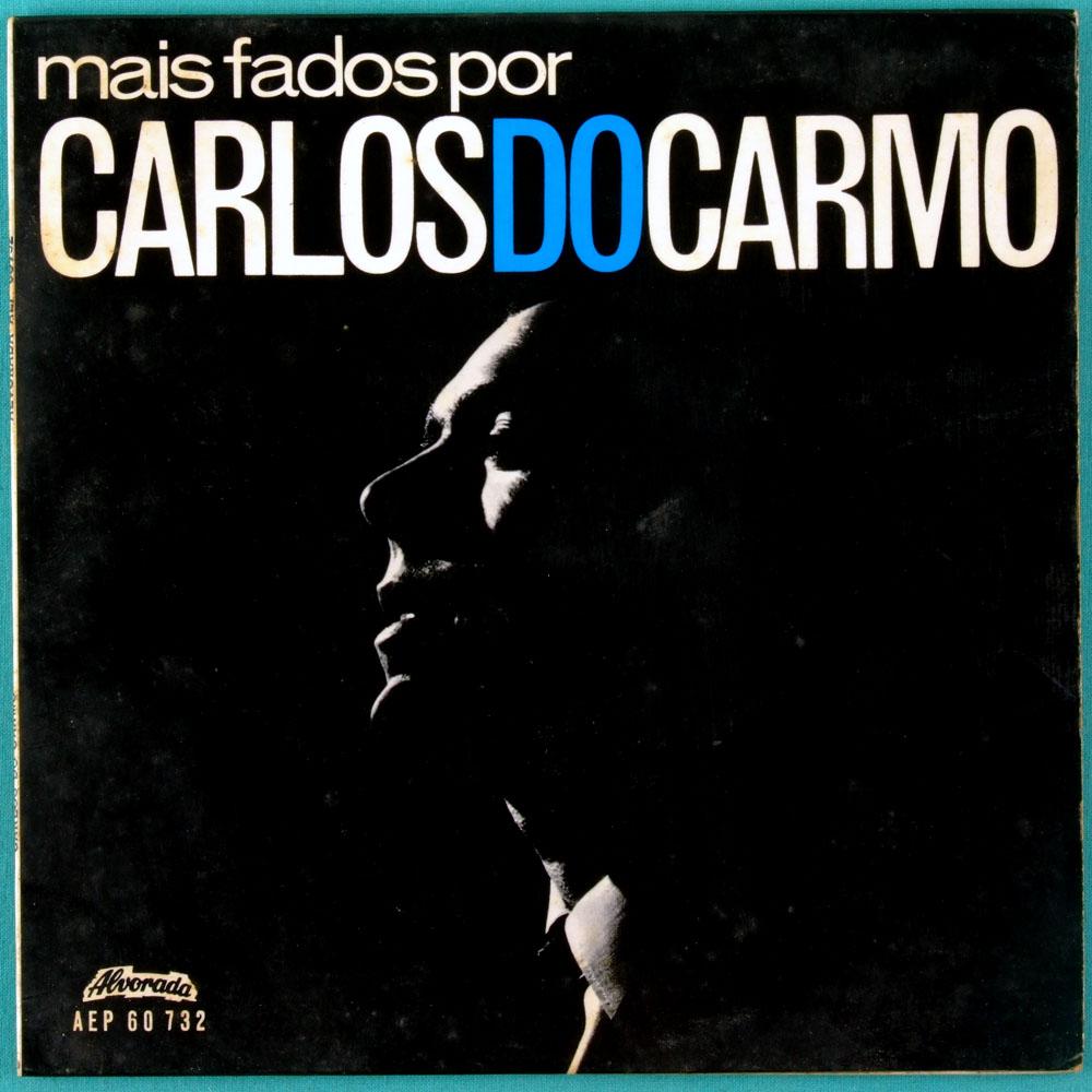 """7"""" CARLOS DO CARMO O RESTO DA MINHA ESPERANCA PORTUGAL"""