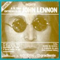 "7"" JOHN LENNON LAST INTERVIEW 1980 BEATLES *ONLY* PRIVATE RAARE RECORDING BRAZIL"