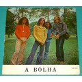 "7"" A BOLHA 1972 FUZZ GARAGE HARD ROCK PSYCH FOLK PRINTED SLEEVE ORIGINAL! BRAZIL"