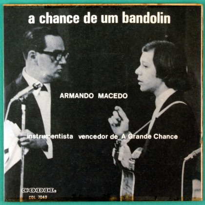 "7"" ARMANDO MACEDO ARMANDINHO DEBUT INSTRUMENTAL  TRIO ELÉTRICO BAHIA BRAZIL"