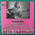 "7"" BETH CARVALHO ANDANCA 1968 GOLDEN BOYS BOSSA EP BRAZIL"