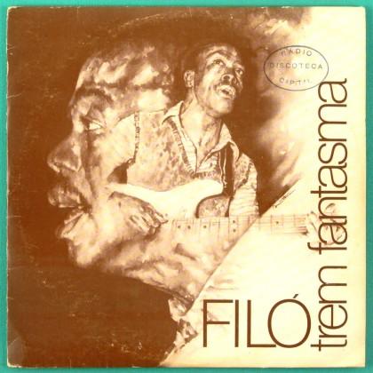 """7"""" FILO TREM FATASMA MAE E FILHA 1982 GROOVE SOUL BRAZIL"""