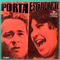 "7"" GERALDO VANDRE TUCA PORTA ESTANDARTE 1966 BOSSA BRAZIL"