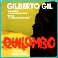 "7"" GILBERTO GIL OST 1984 QUILOMBO O ELDORADO NEGRO BRAZIL"