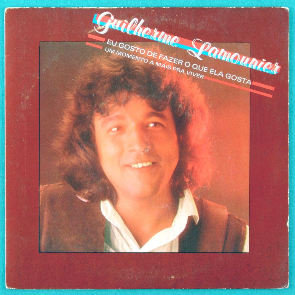 "7"" GUILHERME LAMOUNIER 1984 TIM MAIA PSYCH FOLK BRAZIL"