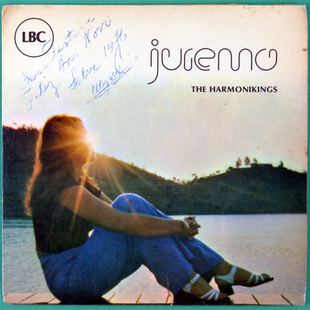 "7"" THE HARMONIKINGS JUREMA NECO LUIZ ALVES AS GATAS JUCA BARBOSA INDIE OBSCURE BRAZIL"
