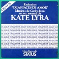 "7"" KATE & CARLOS LYRA DUAS FACES DO AMOR BOSSA BRAZIL"