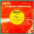 "7"" MOACYR FRANCO EU AMO TANTO PELE SONG FOLK 1970 BRAZIL"