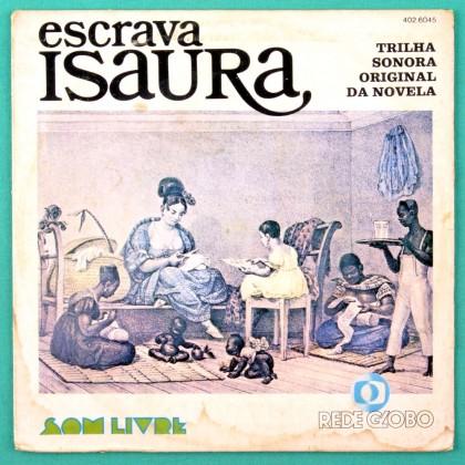 "7"" ESCRAVA ISAURA ELIZETH CARDOSO DORIVAL CAYMMI BRAZIL"